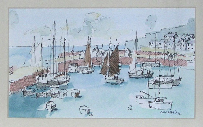 Mousehole Harbour (SOLD)
