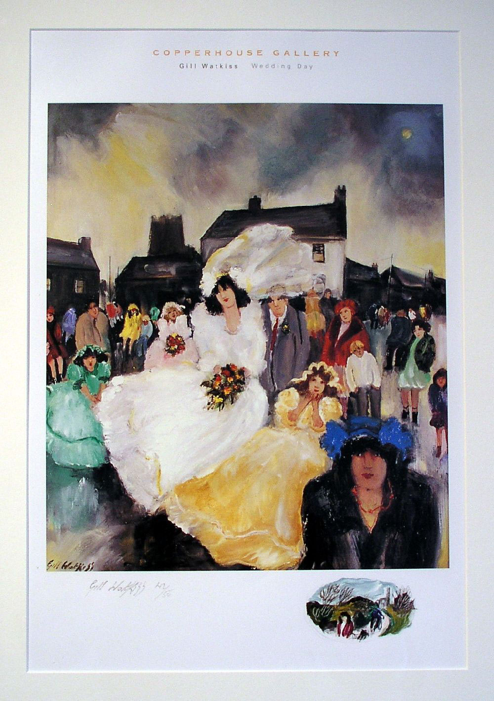 Wedding Day (2002) (SOLD)