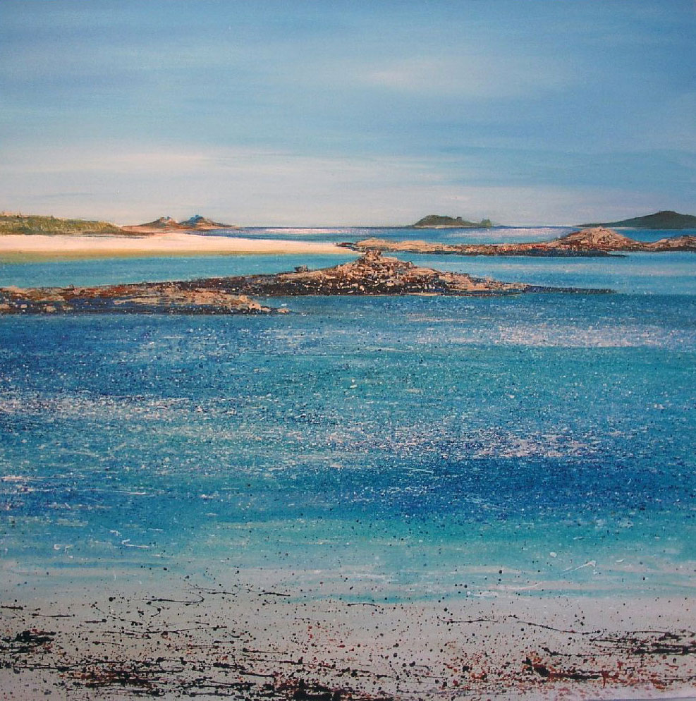 John Connolly - Isles of Scilly, time with Alice