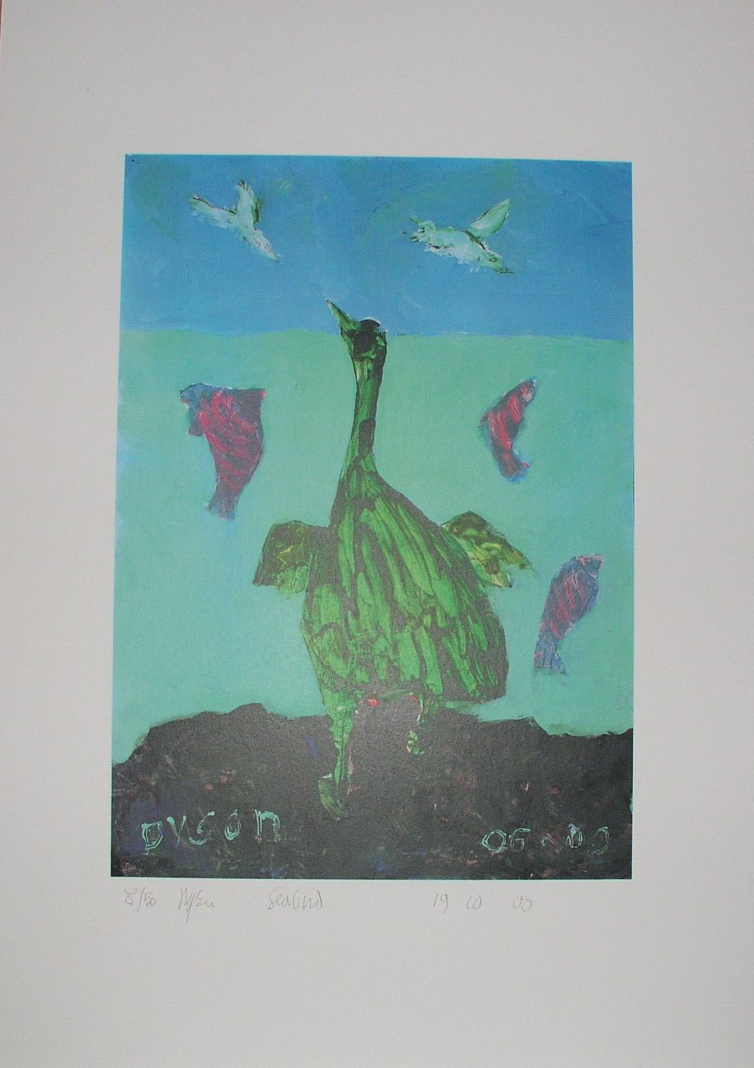 Sea Bird (SOLD)
