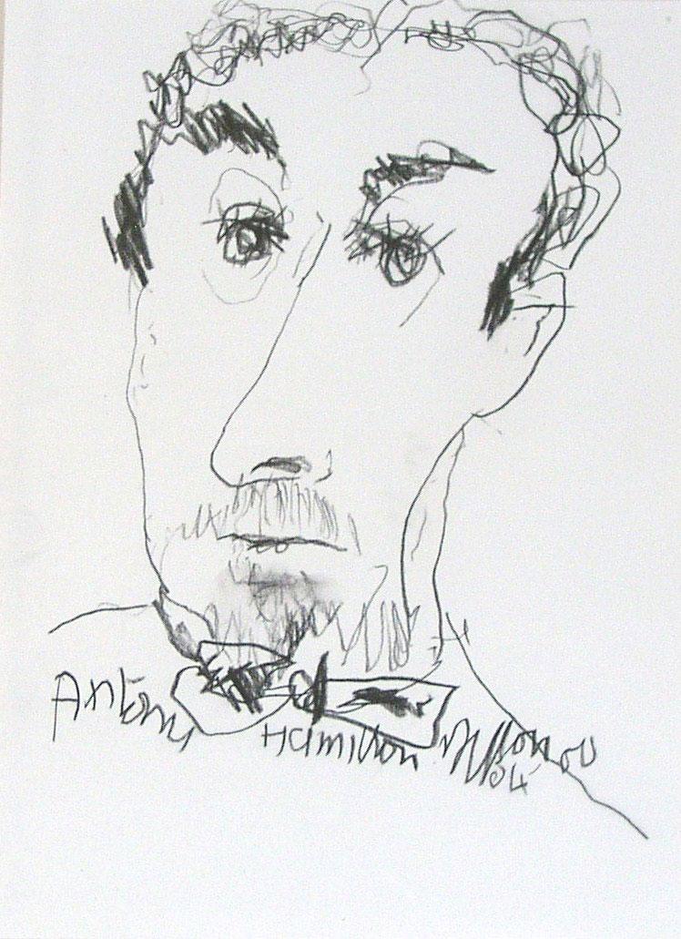 Julian Dyson - 'Antony Hamilton'  - £175
