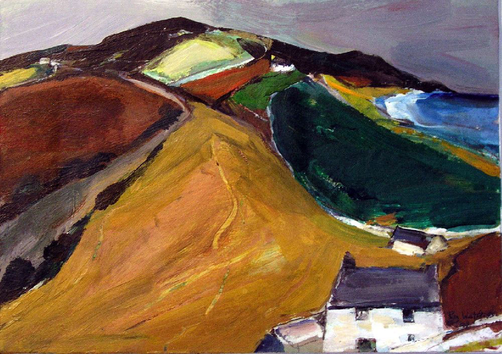 North Coast Headland (2009) (SOLD)