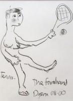 Julian Dyson - The Forehand - £180