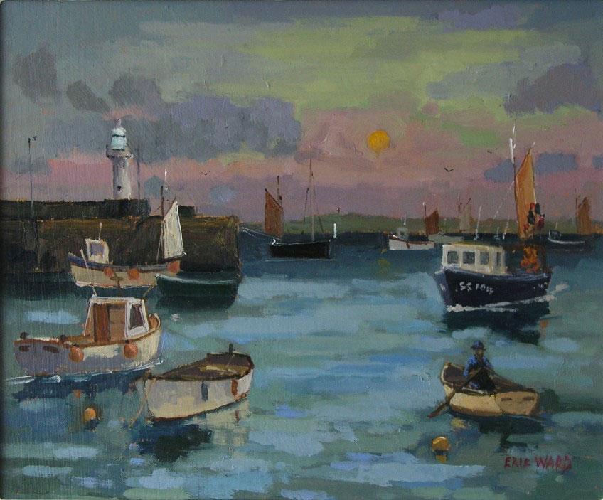 Morning Tide, St Ives (SOLD)