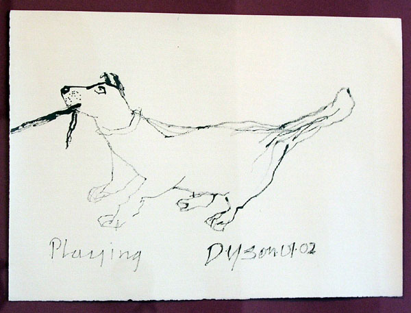 Playing (2002) (SOLD)