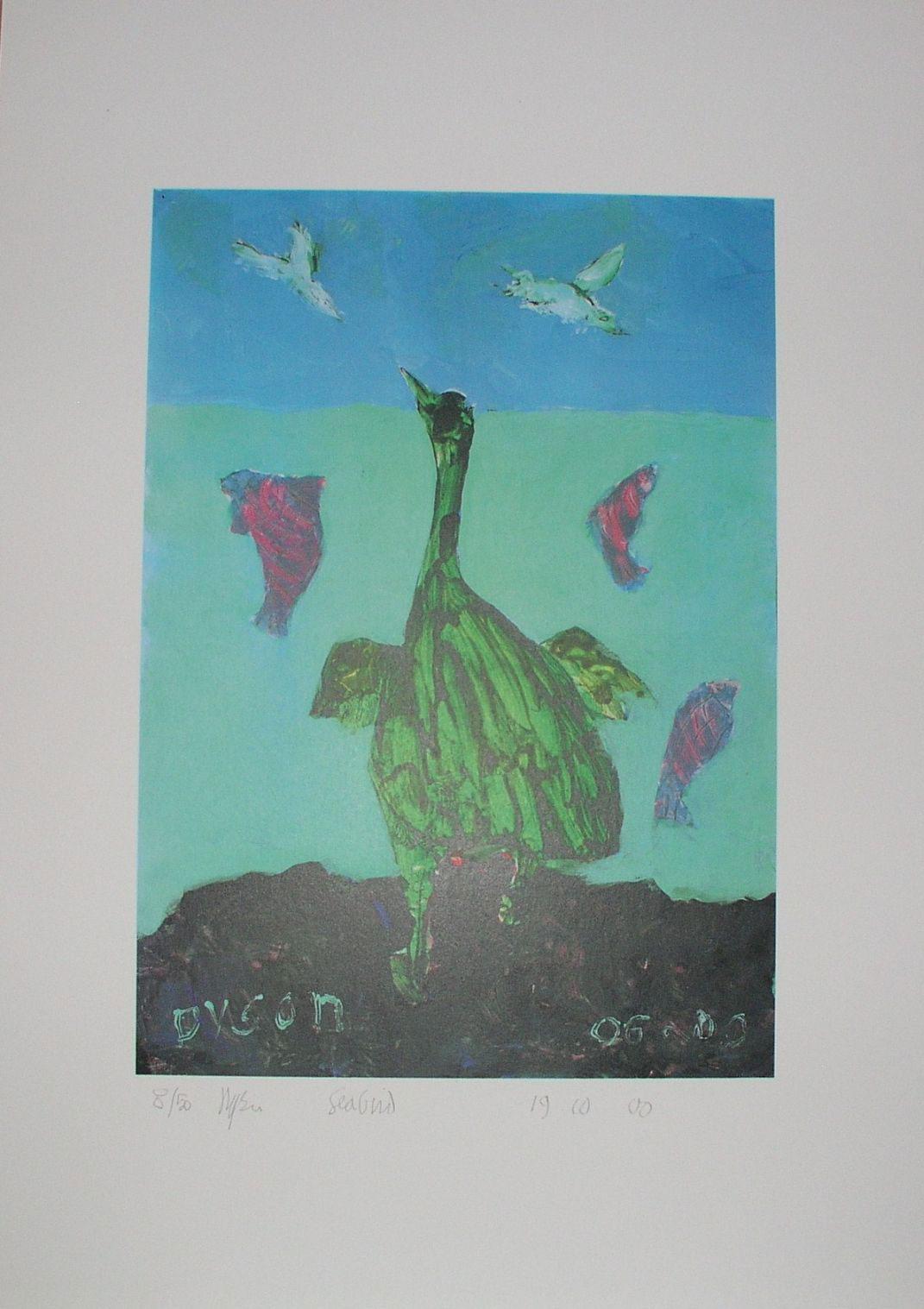 Sea Bird (SOLD)