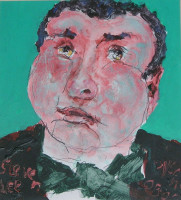 Julian Dyson - 'The Snooker Player - Stephen Lee' - Sold