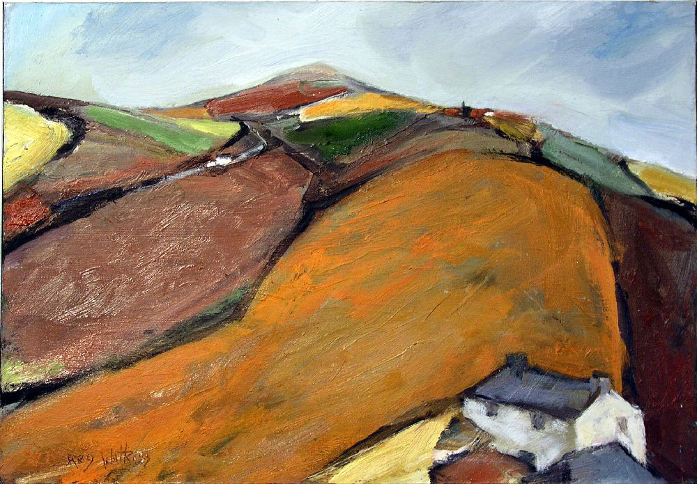 Penwith Landscape (2009) (SOLD)